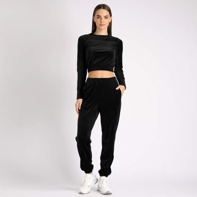 Спортивные брюки женские Argo Classic B 353 черные 48 RU