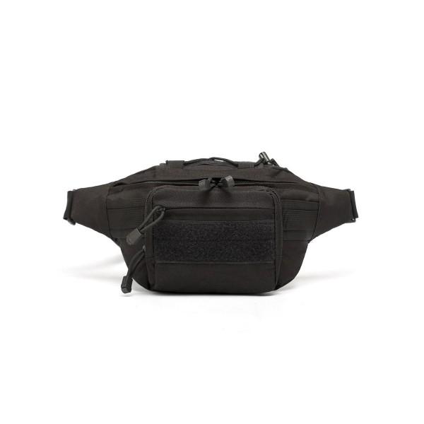 Поясная сумка унисекс Tactician NB-32 Black черная