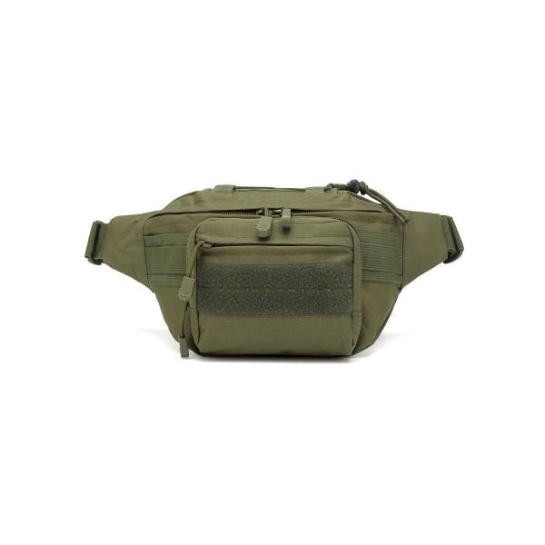 Поясная сумка унисекс Tactician NB-32 Green зеленая