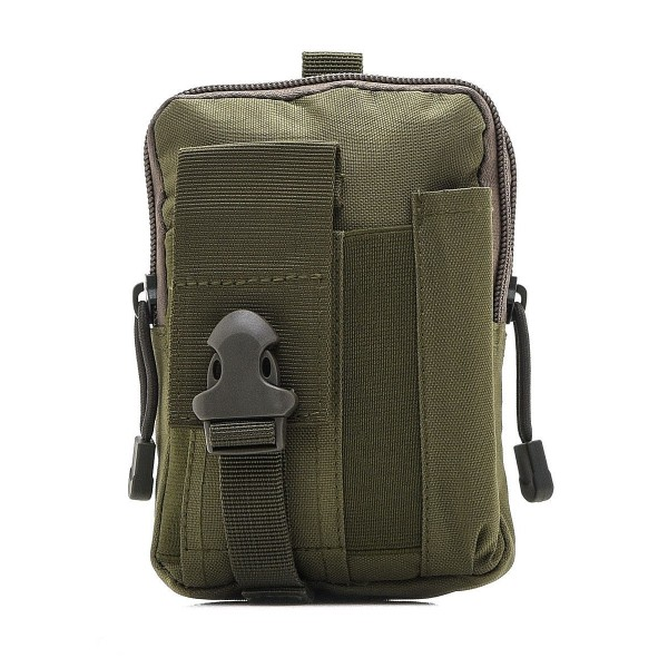 Поясная сумка унисекс Tactician NB-31 Green зеленая