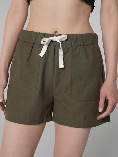Женские шорты ТВОЕ A6385, зеленый