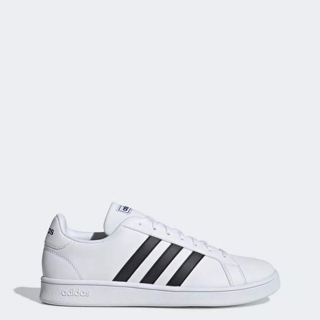 Кеды мужские Adidas Grand Court Base, белый