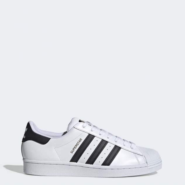 Кеды мужские Adidas Superstar белые 8.5 UK
