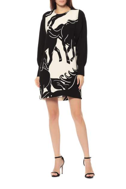 Платье женское SPORTMAX CODE 672-SPC72210382 черное 42 IT
