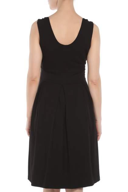 Платье женское Via Appia 721419/100 черное 42 DE
