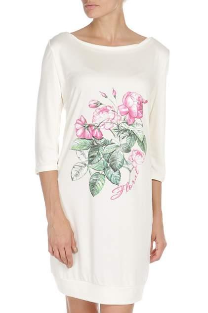 Домашнее платье Веста 17-01-051, бежевый
