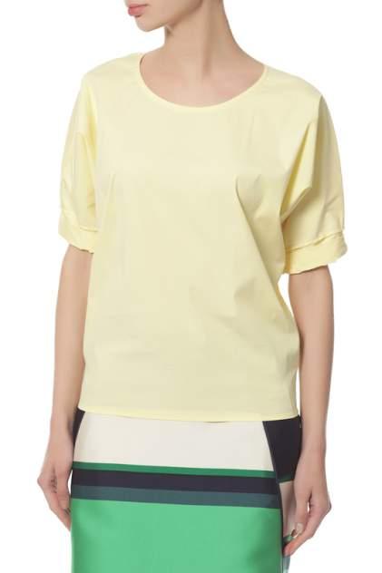 Женская блуза Alexander Terekhov BL1293002801S16, желтый