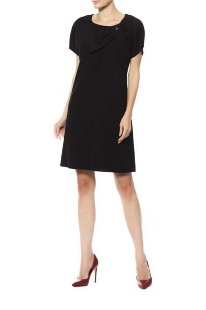 Платье женское Maria Grazia Severi 0405/00100 черное 42 IT
