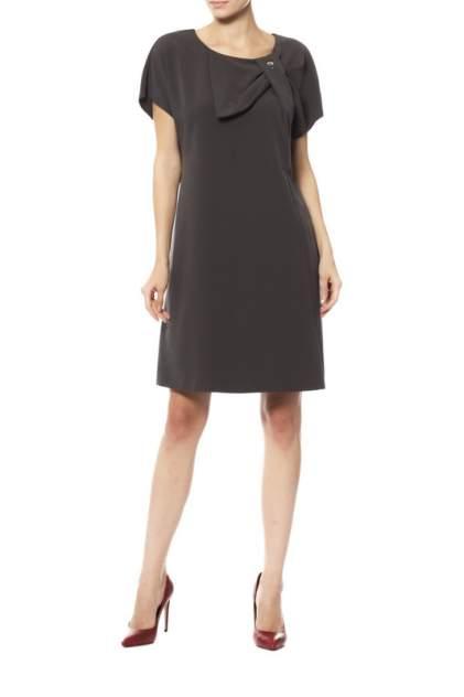 Платье женское Maria Grazia Severi 0405/00106 серое 42 IT