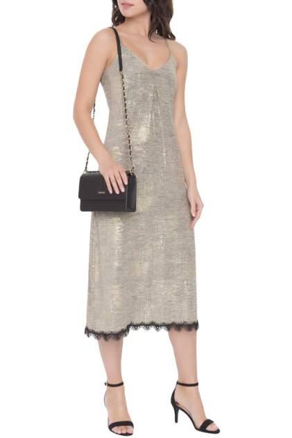 Платье женское FREESPIRIT 1926014 золотистое 44