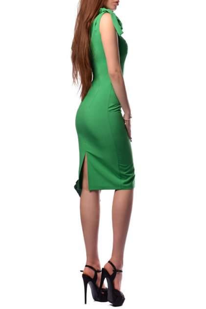 Платье женское FRANCESCA LUCINI F0638-6 зеленое 42 RU