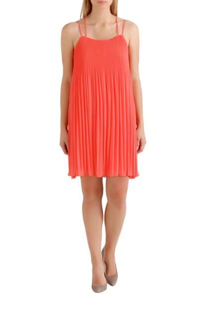 Женское платье Apart 39287, оранжевый
