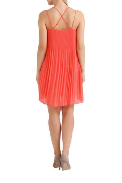 Платье женское Apart 39287 оранжевое 46