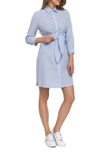 Платье женское Gloss 24338(10) голубое 42 RU