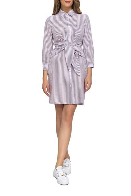 Платье женское Gloss 24338(13) розовое 42 RU