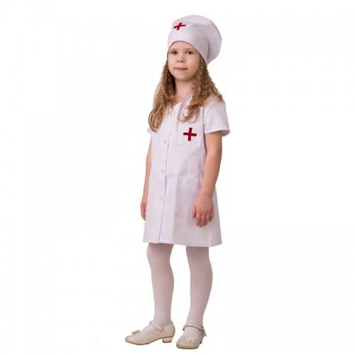 Карнавальный костюм Медсестра-1, размер 104-52