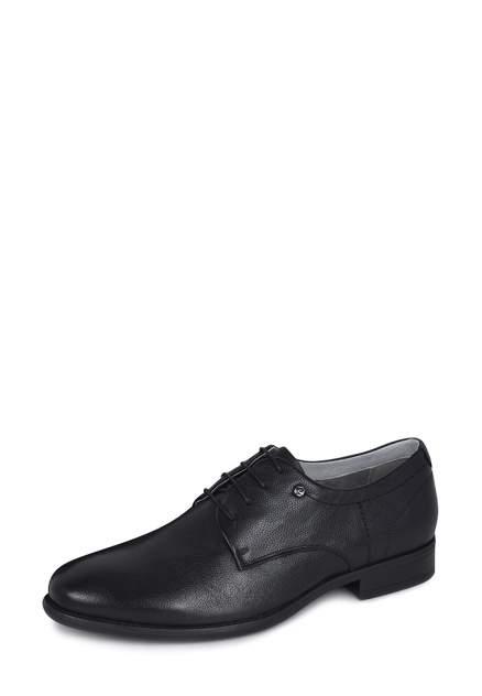 Туфли мужские Pierre Cardin DS2021SS-3A, черный