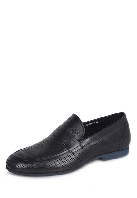 Туфли мужские Pierre Cardin DS2021SS-9, черный