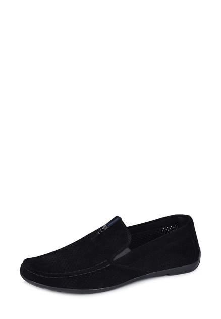 Мокасины мужские T.Taccardi DSU2021-873, черный