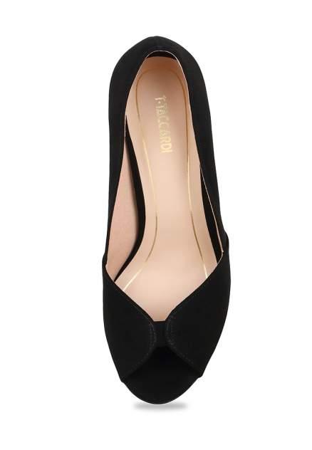 Туфли женские T.Taccardi K0755PT-1A черные 37 RU