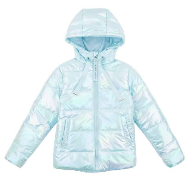 Куртка детская Fun Time, цв. голубой