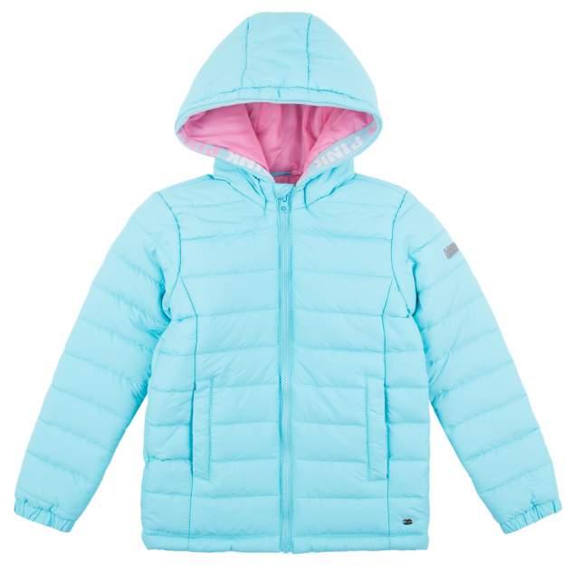 Куртка детская Fun Time, цв. бирюзовый