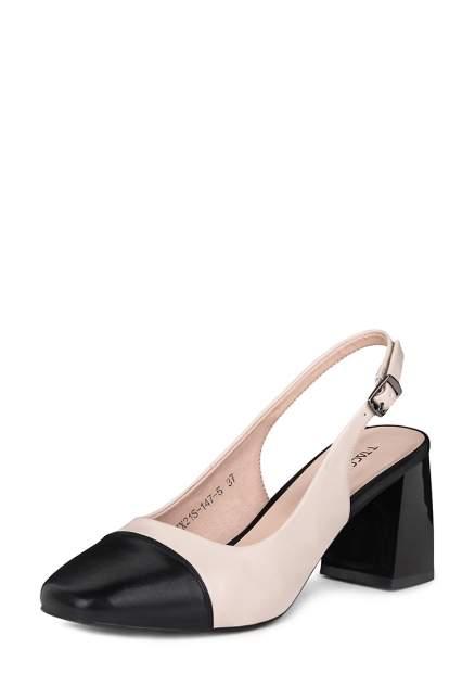 Туфли женские T.Taccardi JX21S-147-5, черный