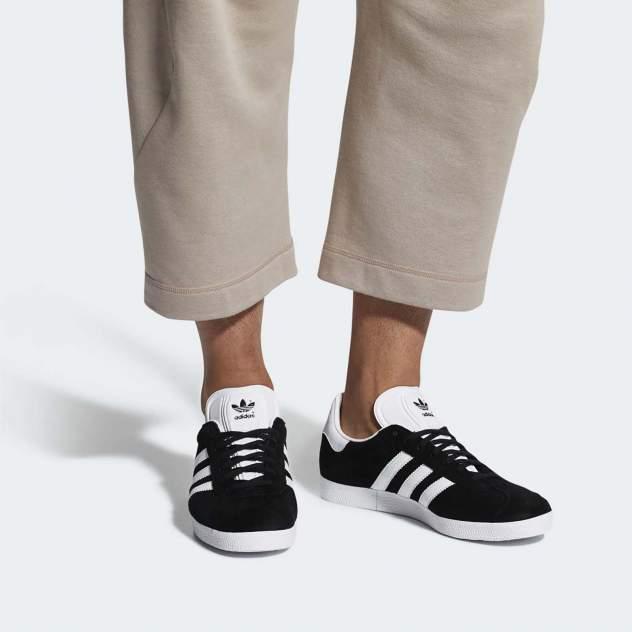 Кеды мужские Adidas Gazelle, черный
