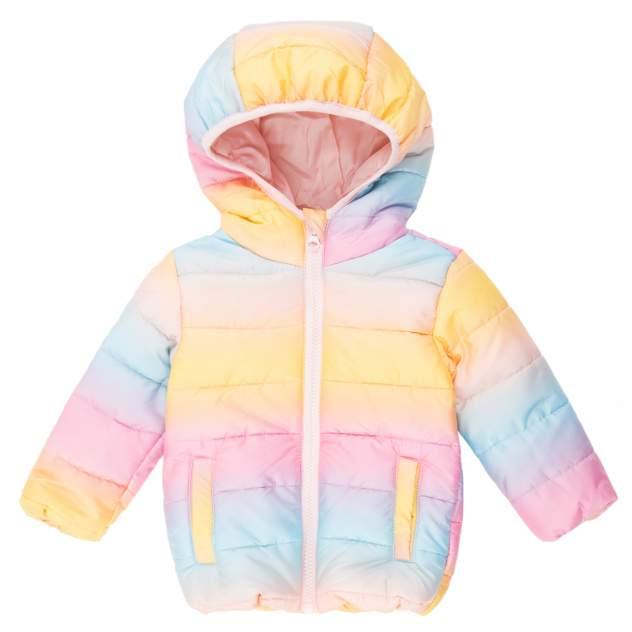 Куртка детская Fun Time, цв. разноцветный