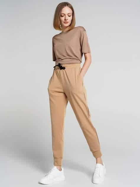 Спортивные брюки женские ТВОЕ 75573 бежевые S