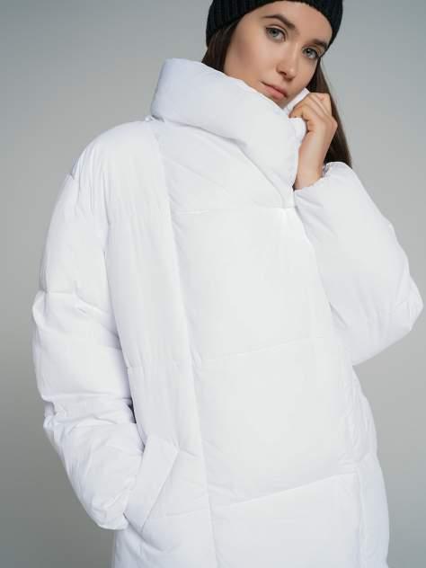 Пуховик-пальто женский ТВОЕ A6554 белый S