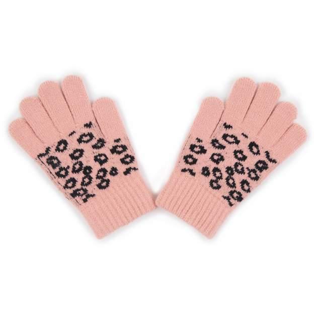 Перчатки детские Fun Time, цв. розовый