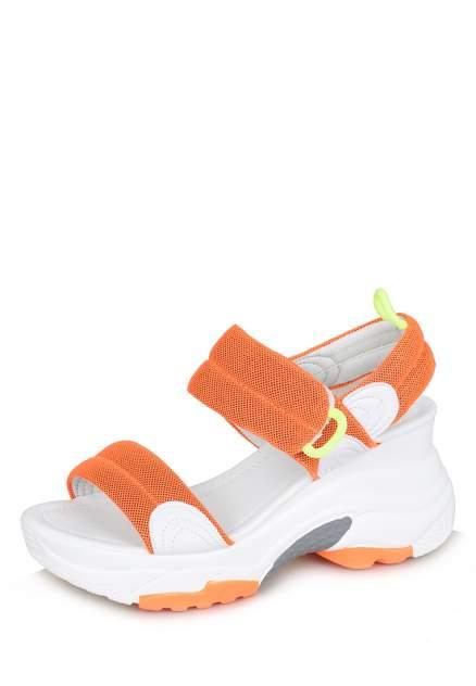 Женские сандалии T.Taccardi LL2021SS-26, оранжевый