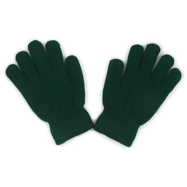 Перчатки детские Fun Time, цв. зеленый