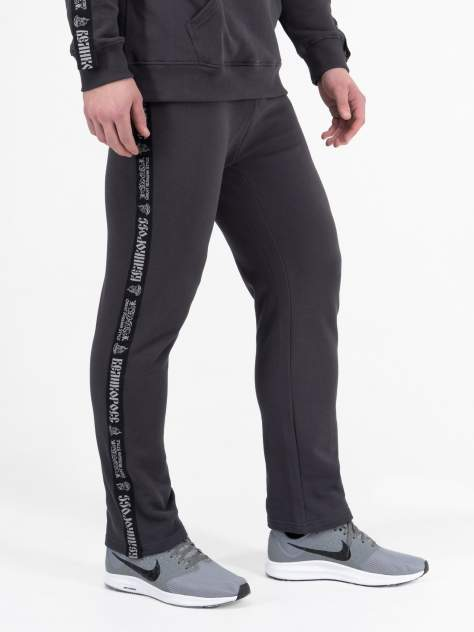 Спортивные брюки Великоросс BM, серый