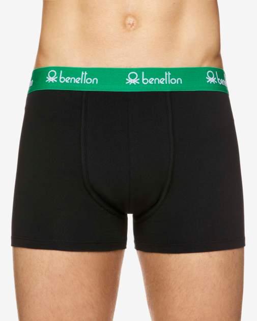Боксеры мужские United Colors of Benetton 20A_3OP82X180 черные L