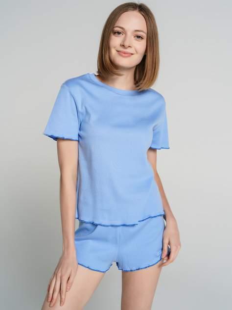 Пижама женская ТВОЕ 76304 голубая XL