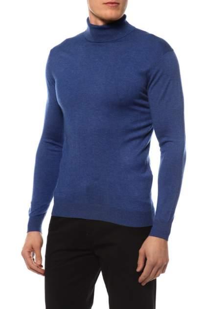 Водолазка мужская La Biali 604/219-02 (ДЖИНСОВЫЙ) синяя L