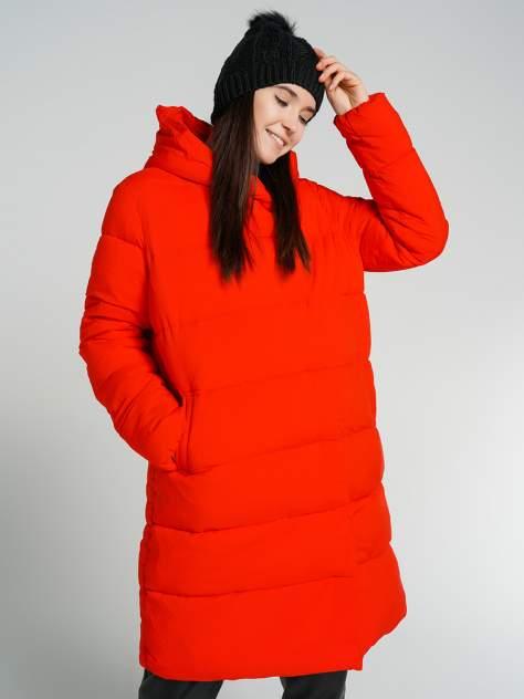 Пуховик-пальто женский ТВОЕ A6555 красный L