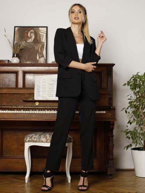 Женский костюм AVEMOD AV 1003, черный