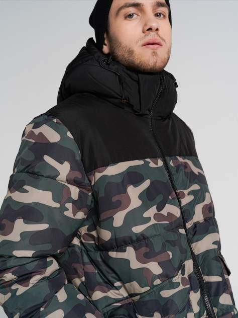 Зимняя куртка мужская ТВОЕ A6626 разноцветная M