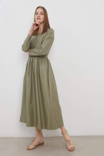 Женское платье MINAKU 4962499, зеленый