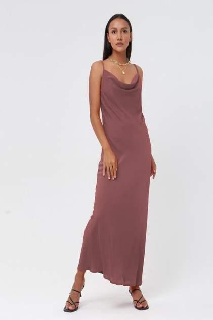 Женское платье MINAKU 5304705, коричневый