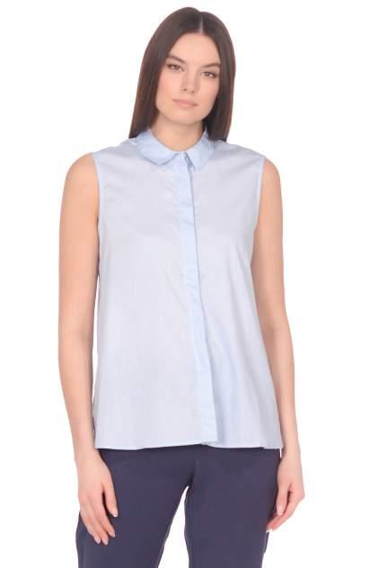 Блуза женская Baon B199037 голубая L