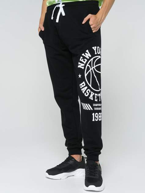 Спортивные брюки ТВОЕ 83069, черный