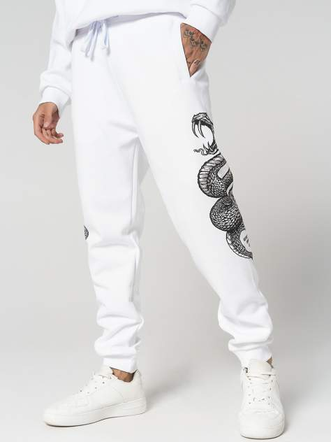 Спортивные брюки ТВОЕ 84797, белый