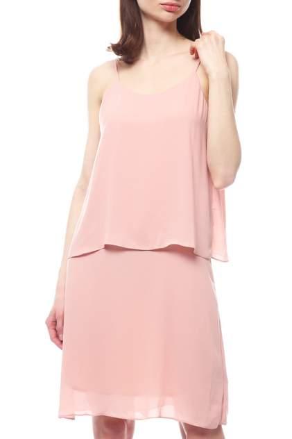 Платье женское Apart 58407 розовое 42