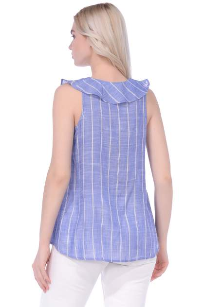 Блуза женская Baon B269030 синяя XXL