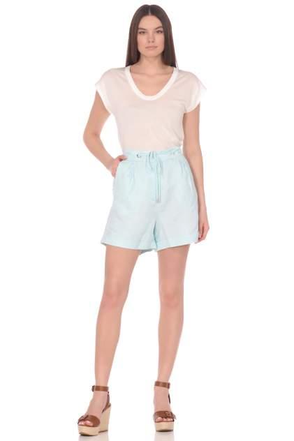 Повседневные шорты женские Baon B329012 голубые S