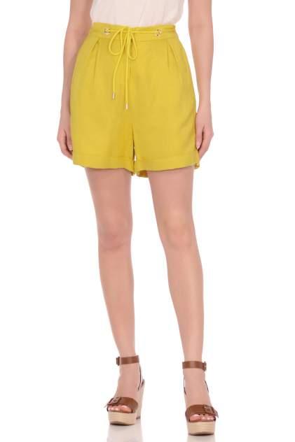 Повседневные шорты женские Baon B329012 желтые M